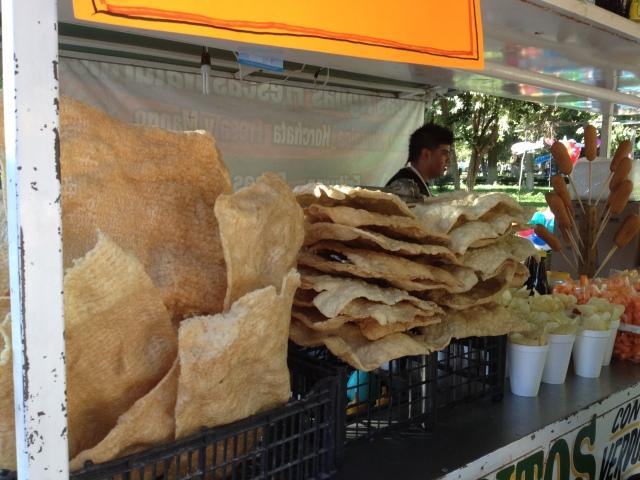 Street Snacks @Ciudad Lerdo, Durango.