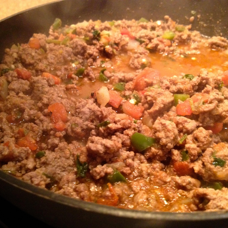 Easy mexican picadillo recipe